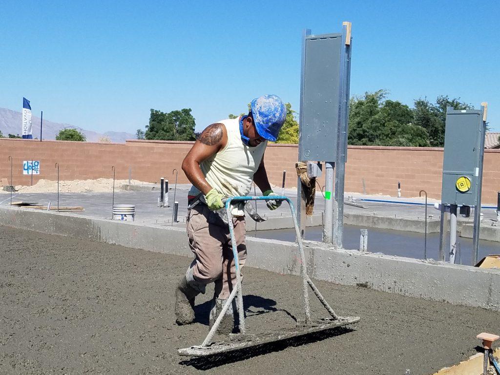 Silver Lake Las Vegas Residential Concrete contractor