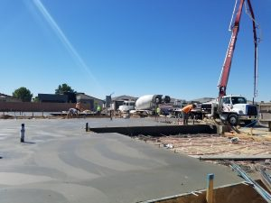 Concrete Contractor Serving Las Vegas
