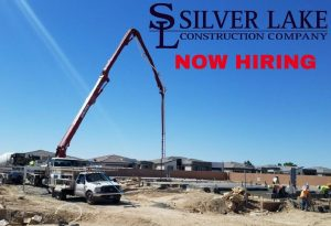 Job Openings at Silver Lake Construction