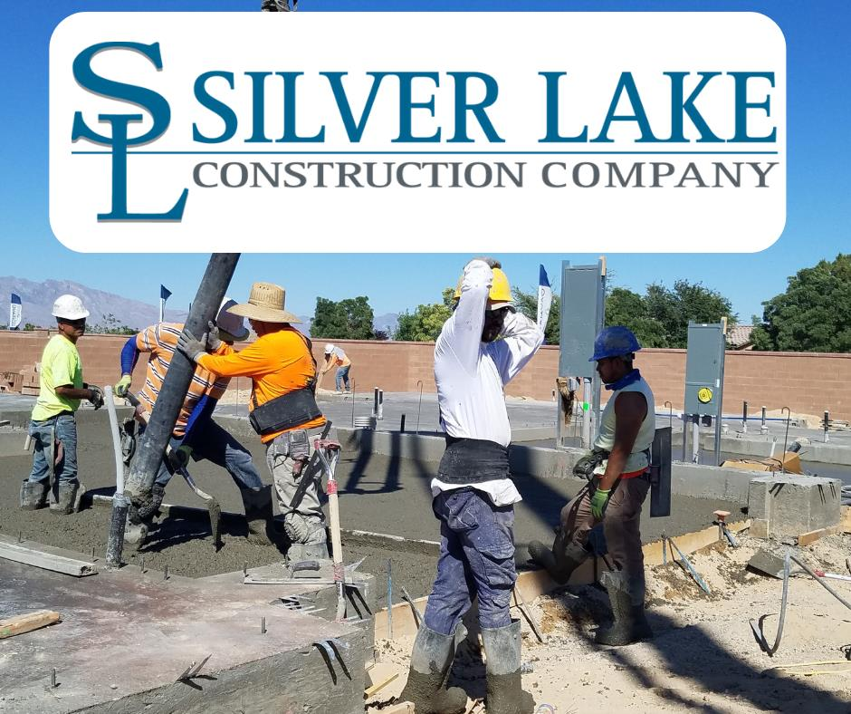 Join the team known for quality construction services, Silver Lake Construction