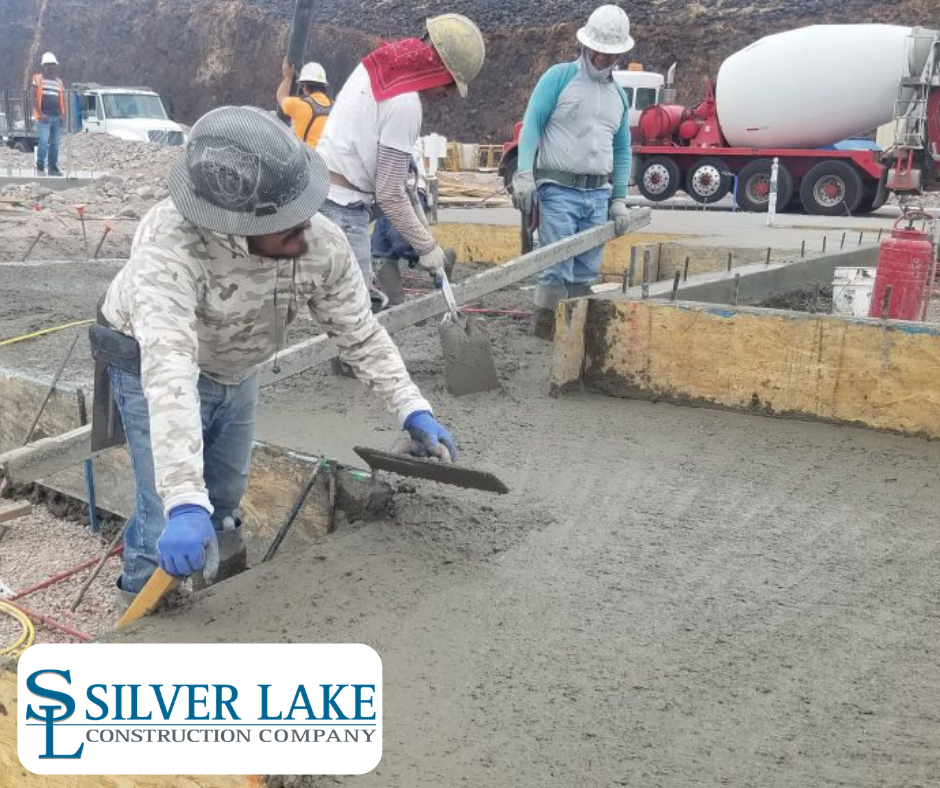 Representing Concrete Contractors in Nevada, Silver Lake Construction